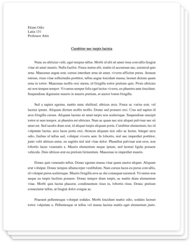 Topics For Essays In English The Devastating  Earthquake On The United States Business Communication Essay also How To Write A College Essay Paper The Devastating  Earthquake On The United States  Bartleby How To Write A Thesis Essay